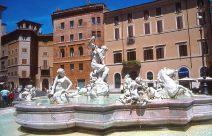 Piazza Navona, a praça chique de Roma