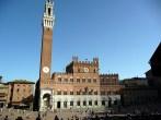 Piazza del Palio, Siena, Itália