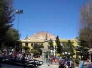 Plaza de Arma, Potosí, Bolívia.
