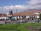 Plaza de Armas, em Cusco, no Peru