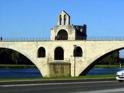 Pont de Avignon, Provence, França