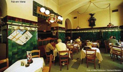 Pub em Viena