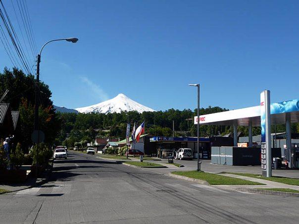 Pucón, Patagônia Chilena