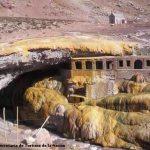 Puente del Inca, na região de Mendoza