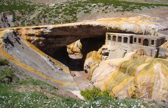 Puente del Inca, na Província de Mendoza