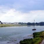 Rio Loire, próximo a Blois