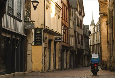 Rouen, Normandie, Foto Fabien Lemetayer CC BY