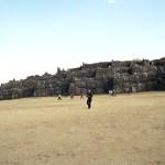 Sacsuayaman, Valle Sagrado de los Incas - Foto Manual do Turista