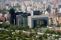 Santiago, Chile, uma capital moderna