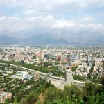 Santiago, capital do Chile