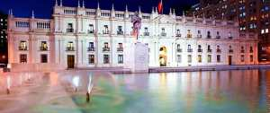 Santiago do Chile Hotel Galerias