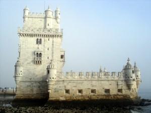 Torre de Belém, em Lisboa, Portugal