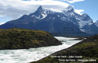 Torres del Paine, Patagônia, Chile