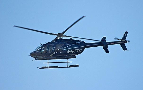 Tour de helicóptero sobre New York