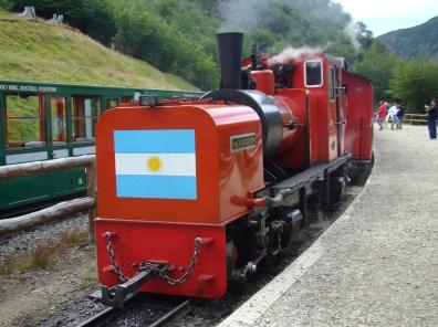 Tren del Fin del Mundo, Ushuaia, na Terra do Fogo, Argentina