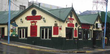Ushuaia, Terra do Fogo, a cidade mais meridional da Argentina