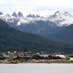 Ushuaia, na Terra do Fogo, Argentina