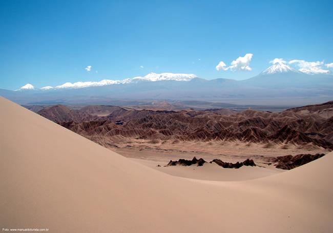 Deserto do Atacama - Foto Manual do Turista