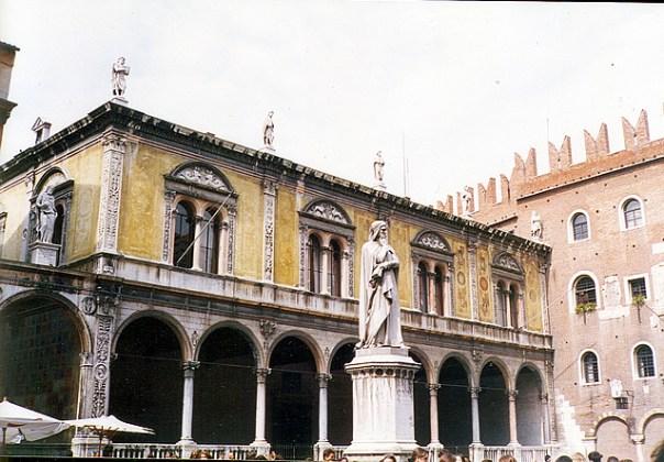 Verona, Itália, centro histórico