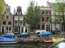 Casas em Amsterdã