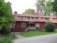 Antiga sede de fazenda, Suécia