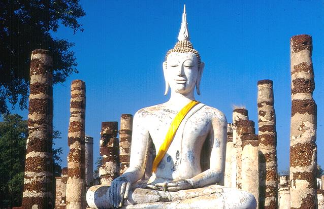 Ayutaia, Tailândia
