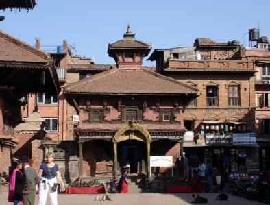 Templos em Bhaktapur