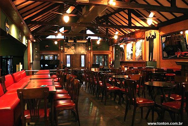 Bar Tonton, São Paulo
