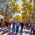 Barcelona, foto de Moyan Brenn, CCBY