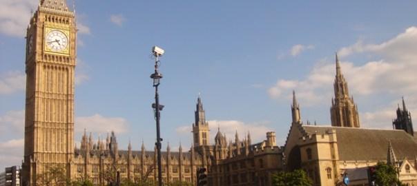 Big Ben e o Parlamento
