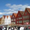 Bryggen, em Bergen, Noruega