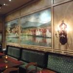 Café em Bergen, Noruega