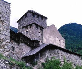 Castel Tirolo, Trentino, Itália