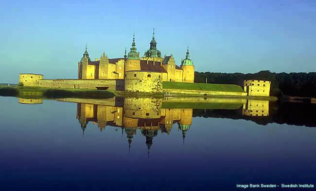 Castelo de Kalmar, Suécia