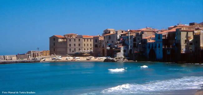 Cefalù, Sicília