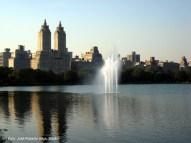 Central Park, uma imensa área verde em New York