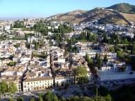 Cidade de Granada, Espanha