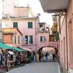 Cinqueterre, Monterosso al Mare, na Itália