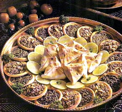 Comida árabe - Luiz Fernando Reis - CCBY