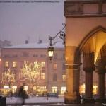Cracóvia, na Polônia