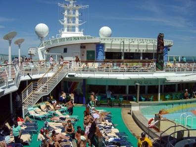 Cruzeiro marítimo, clima tropical