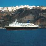 Cruzeiro marítimo pelas ilhas gregas