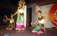 Danças tradicionais da Tailândia
