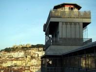 Elevador Santa Justa, Lisboa