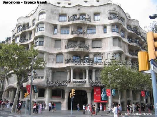 Espaço Gaudi, Barcelona