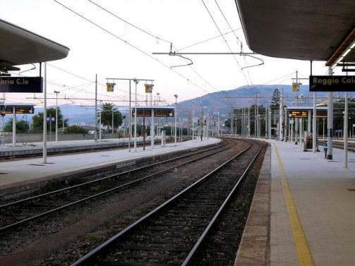 Estação de Reggio di Calabria - Lucca Galli