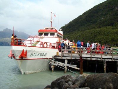 Excursões Glaciar Serrano e Balmaceda