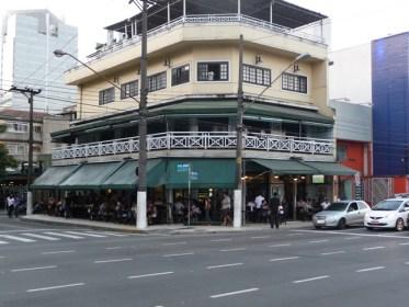 Exterior, bar do Juarez, São Paulo
