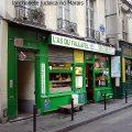 Fallafel, no Marais, Paris, um lanche barato e delicioso