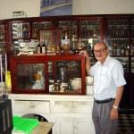 Farmácia de Bananal, SP, uma das mais antigas do Brasil